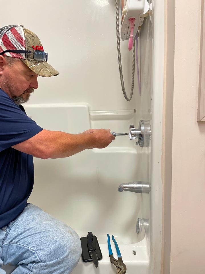 Warrenton, VA - Minor plumbing repairs assistant living community in Warrenton va
