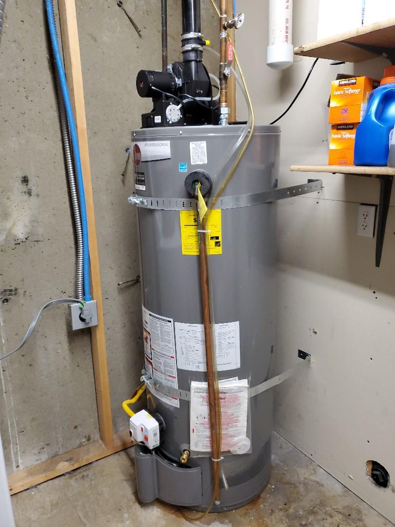 Ogden, UT - Water heater