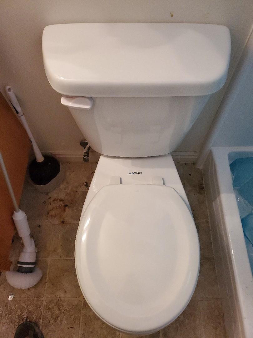 Ogden, UT - Toilet