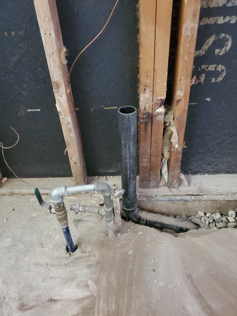 Ogden, UT - Kitchen sink drain