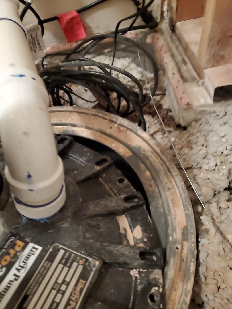 Ogden, UT - Sewage ejection sump lid