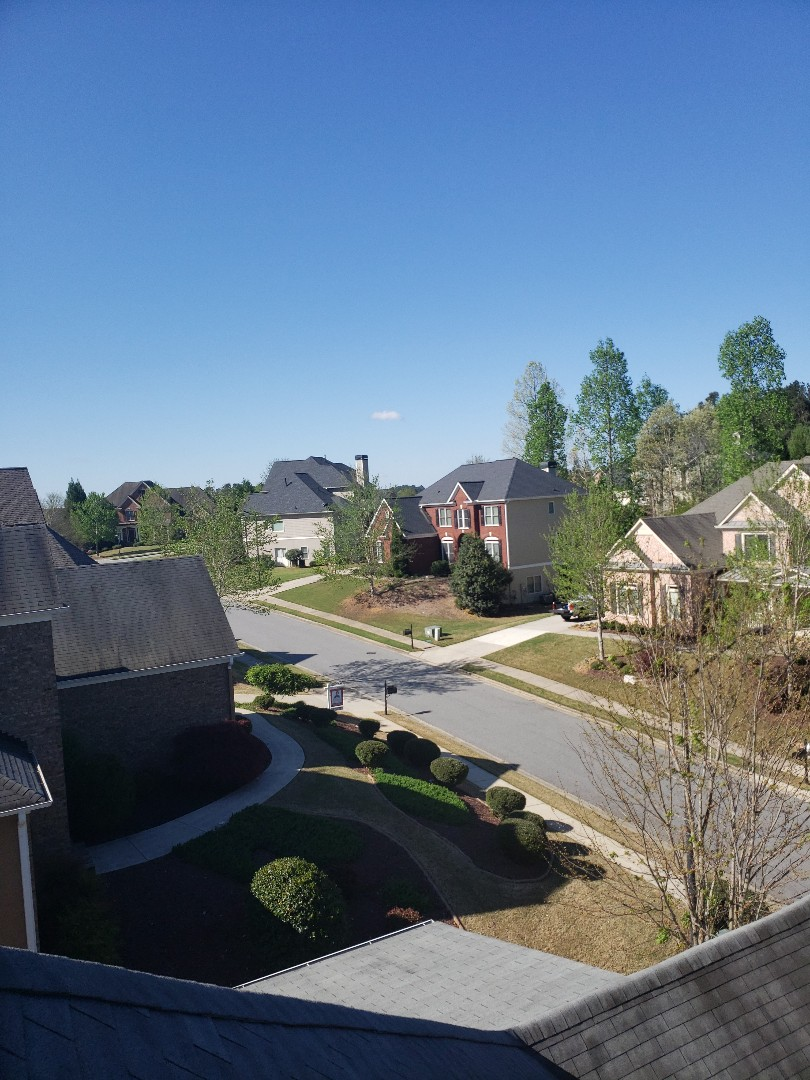 Acworth, GA - It's a beautiful morning in Bentwater Country Club as we assist a referred homeowner in planning their next full roof replacement. Infinity Roofing is the best roofer near you! Don't believe me? Just check out what our previous clients have been saying about us for years!