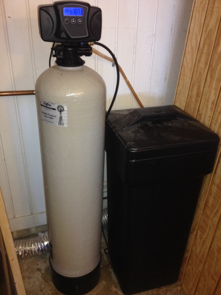 Stuart, FL - Repaired defective Fleck 5600 water softener.