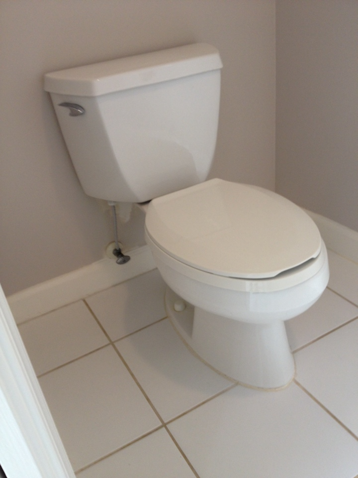 Stuart, FL - Repaired Kohler toilet parts.