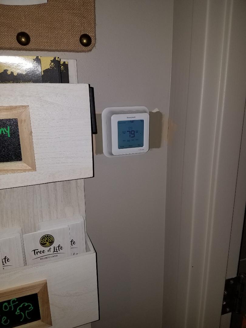 Albertville, MN - Thermostat install