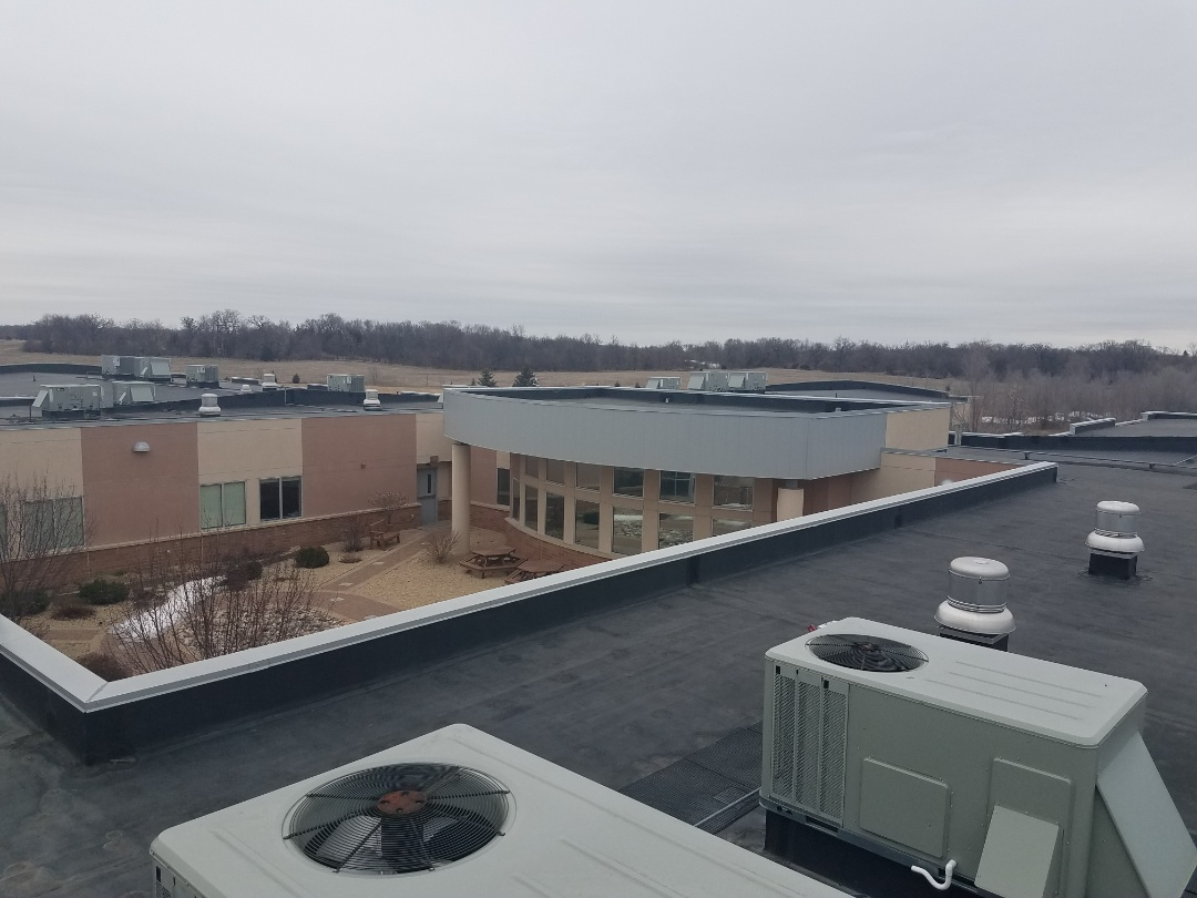 Buffalo, MN - Commercial spring tune up and cleaning on 32 roof top units in Buffalo
