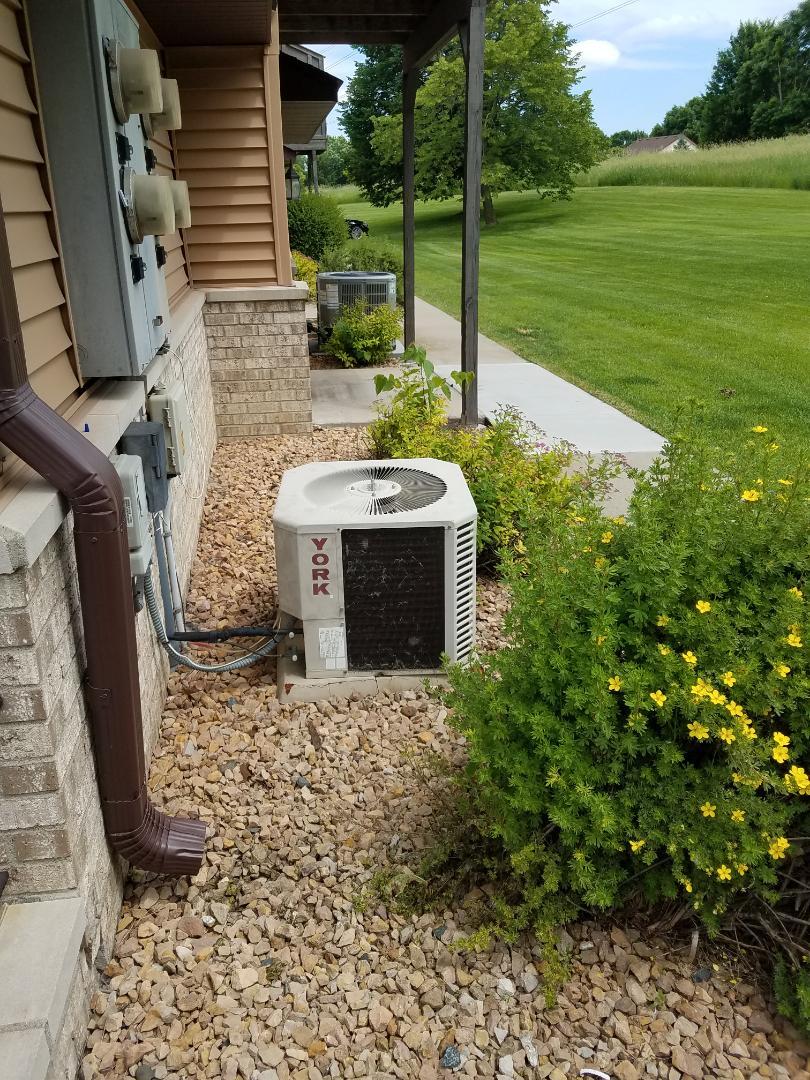 Maple Grove, MN - York ac, xcel saver switch defective