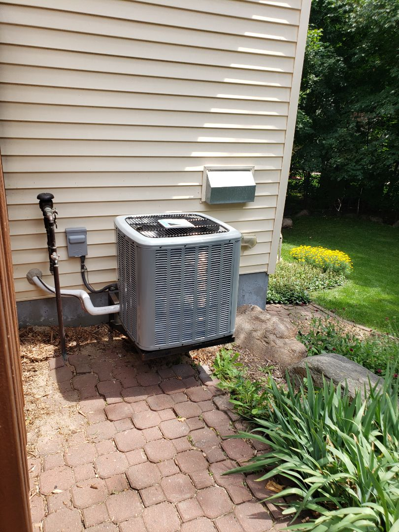 Buffalo, MN - New system installed