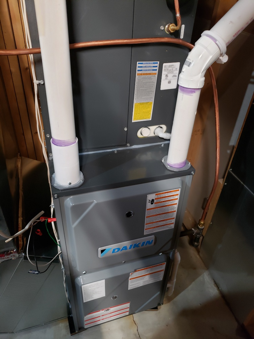 Maple Grove, MN - Install system