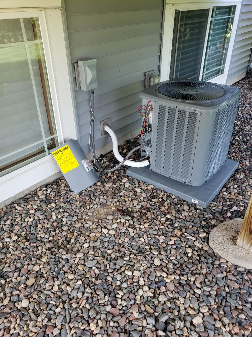 Plymouth, MN - New AC install