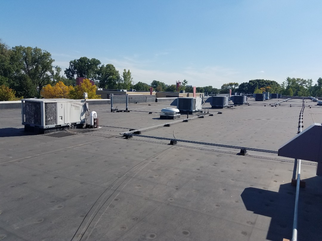Hopkins, MN - Commercial rooftop service in ICP RTU in Hopkins
