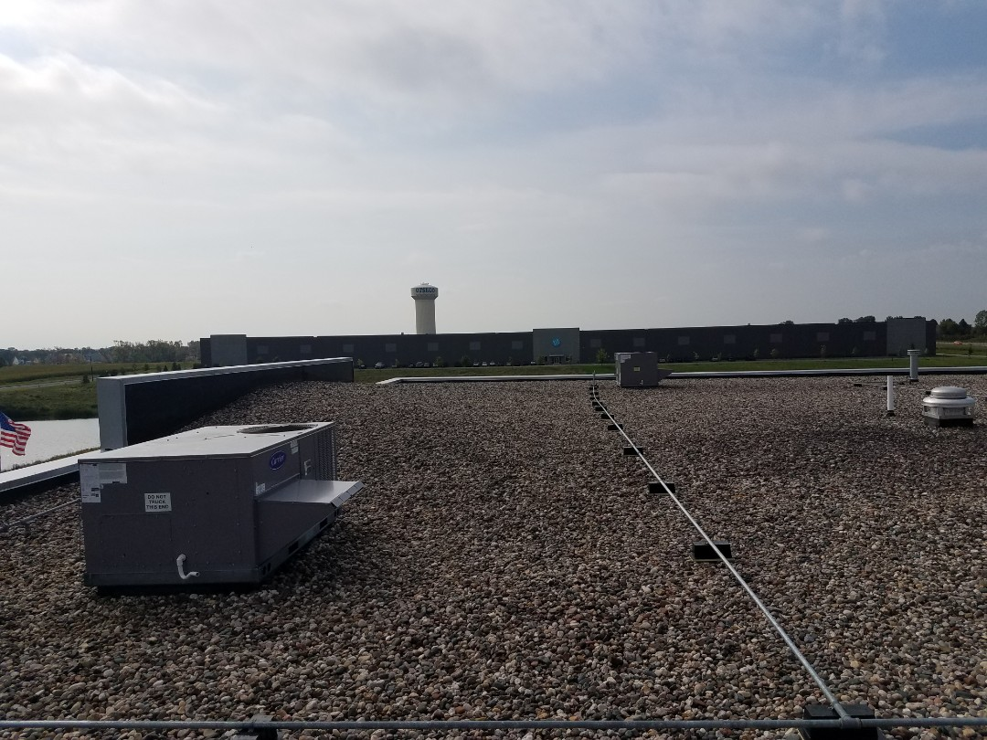 Otsego, MN - Commercial heating maintenance on 3 roof top units in otsego