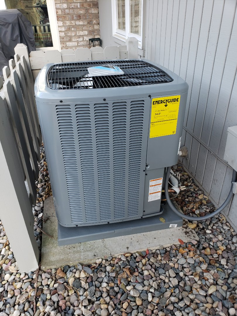 Excelsior, MN - Ac installation