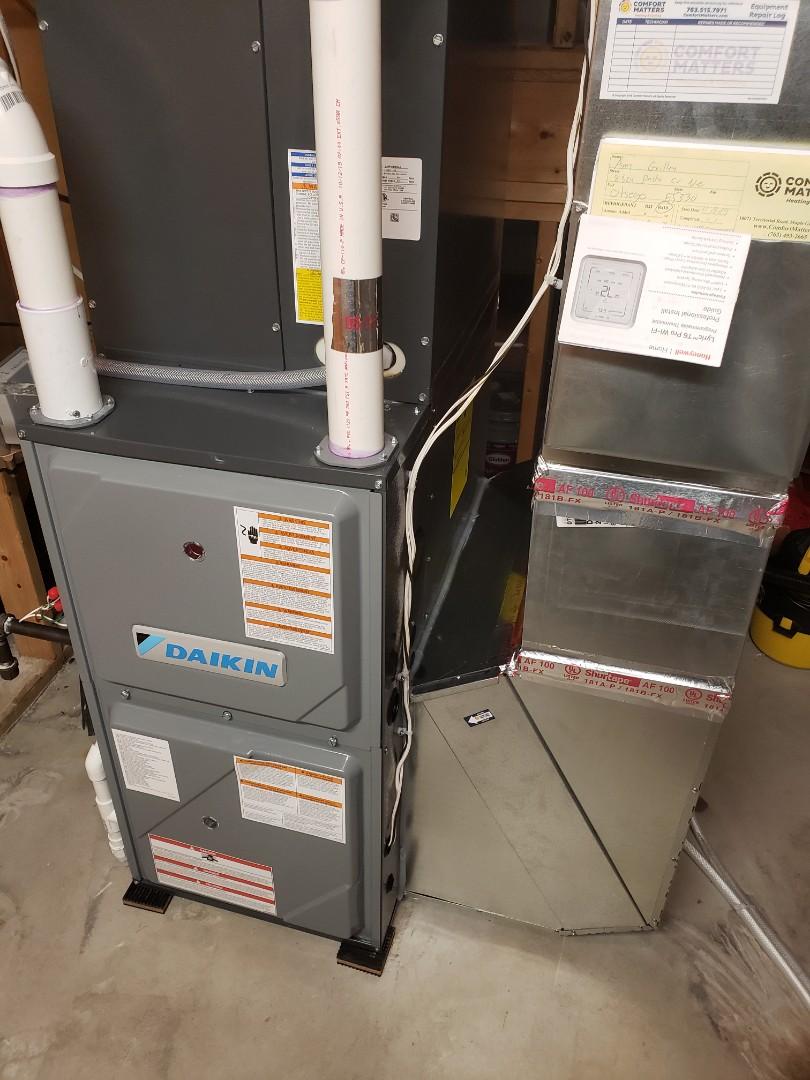 Otsego, MN - Install system