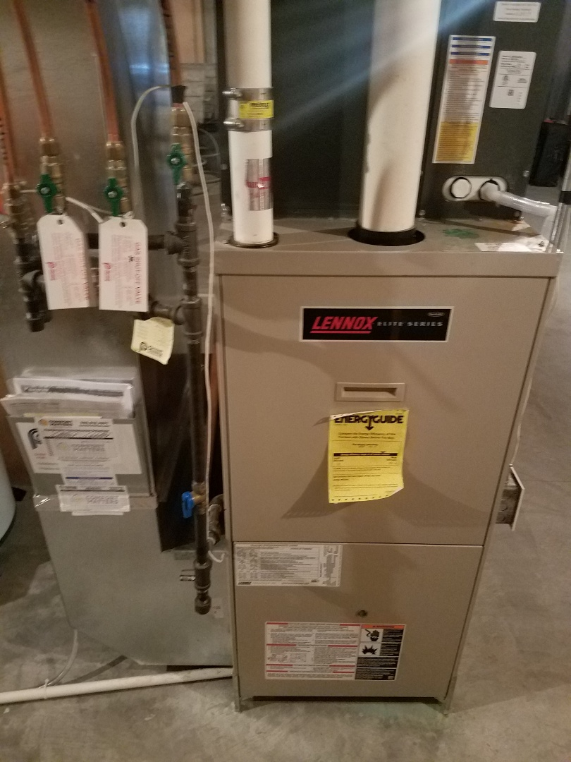 Saint Michael, MN - Humidifier maintenance. Diagnosed a Aprilaire whole home humidifier. Furnace maintenance. Performed tune up and cleaning on a Lennox furnace.