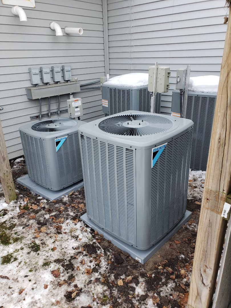 Independence, MN - New system install