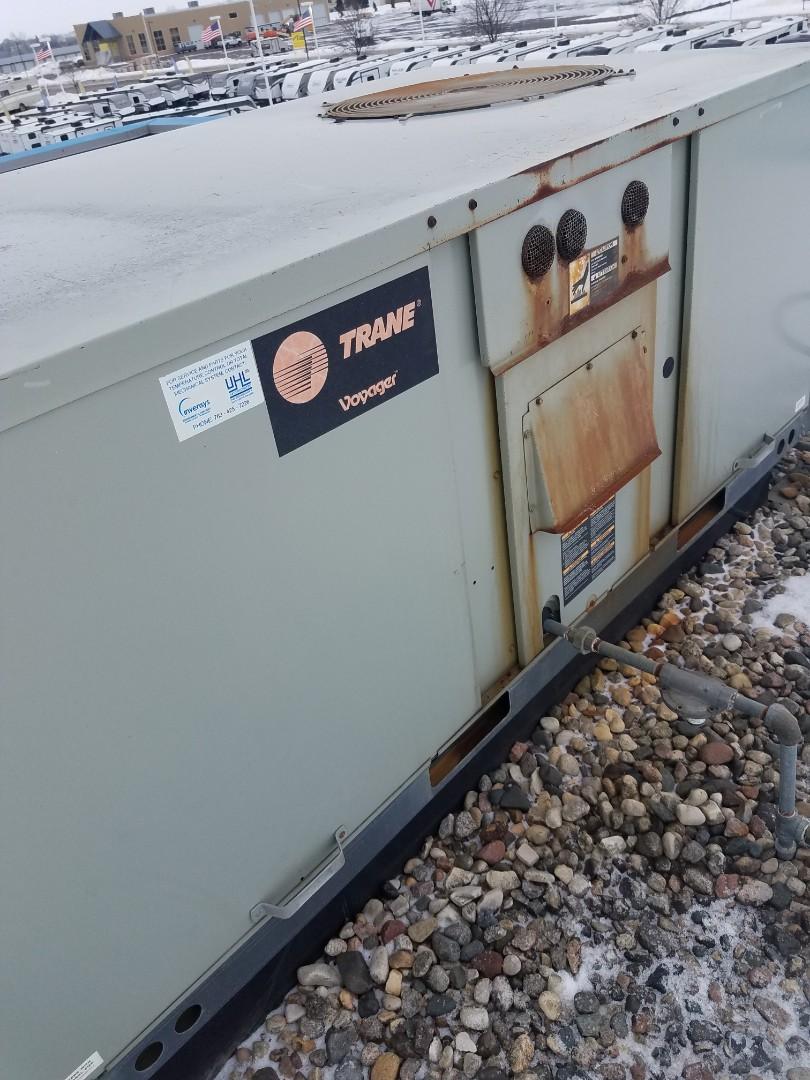 Monticello, MN - No heat call in Trane RTU in Monticello