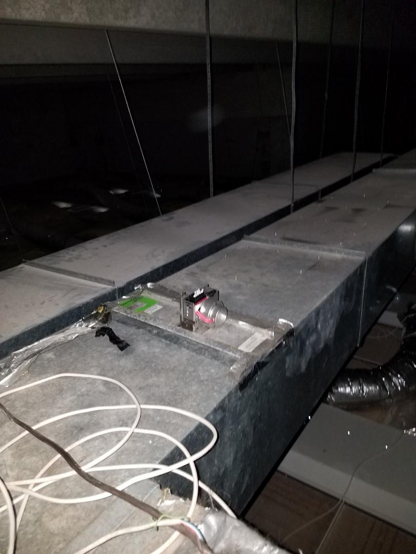 Medina, MN - Found failed zone damper motor on durozone system in Medina