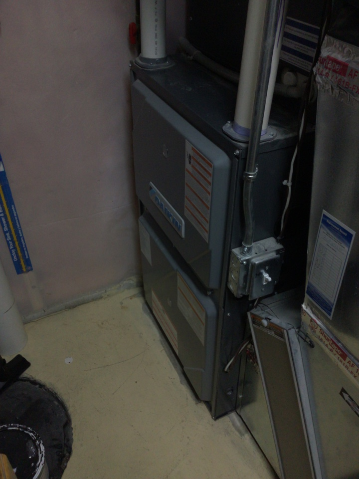 Albertville, MN - Heating tune up. Conducted heating tune up and humidifier tune up