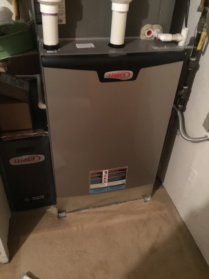 Medina, MN - Furnace tune up. Furnace is in terrific shape for the winter!