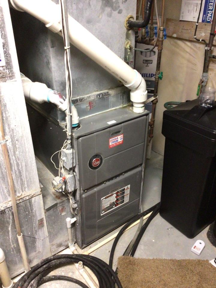 Long Lake, MN - Rheem furnace tune up maintenance