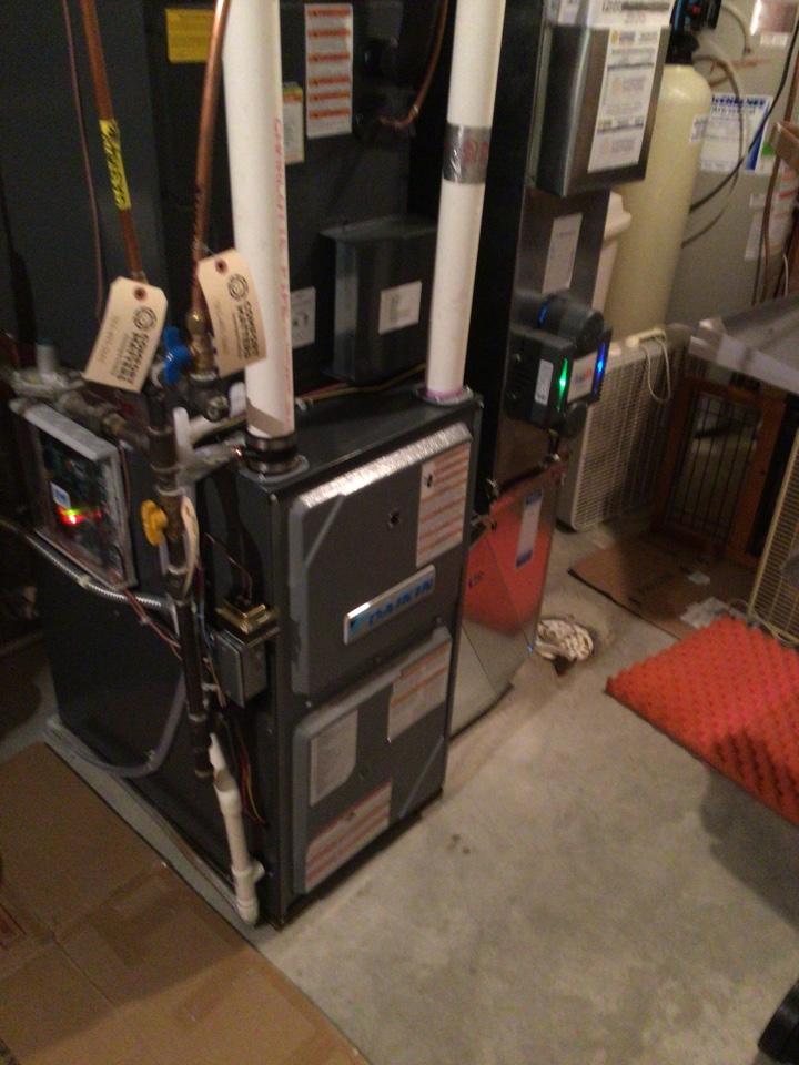 Rockford, MN - Daikin modulating furnace precision tune up