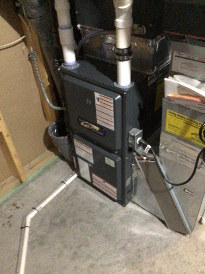 Otsego, MN - Furnace precision tune up on Goodman furnace