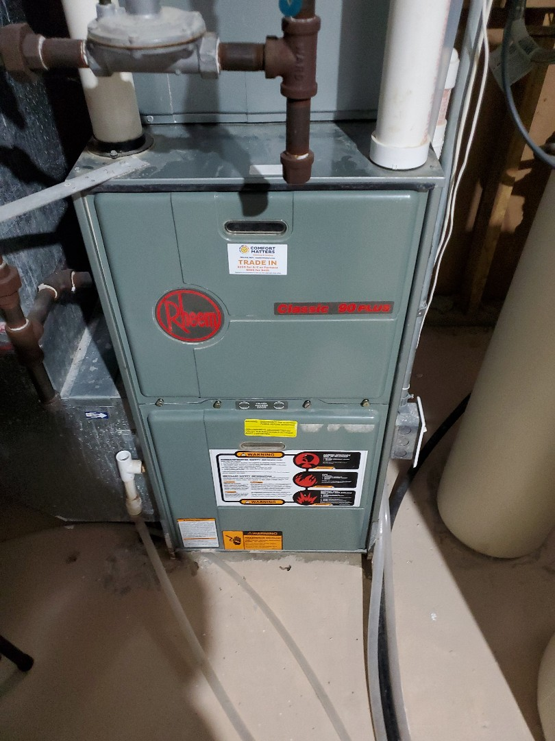 Rogers, MN - Furnace tune up