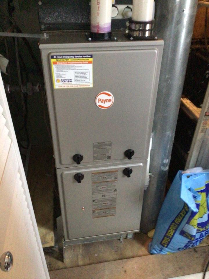 Long Lake, MN - Payne furnace precision tune up