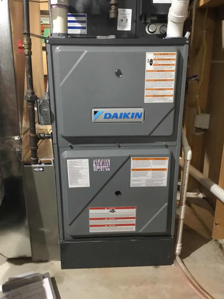 Elk River, MN - Furnace tune up. Furnace is in terrific shape for the winter!