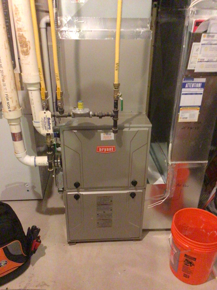Champlin, MN - Furnace precision tune up on Bryant furnace
