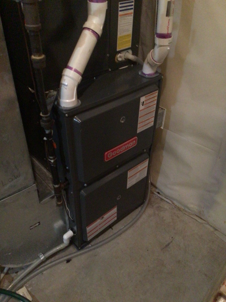 Saint Michael, MN - Goodman furnace precision tune up
