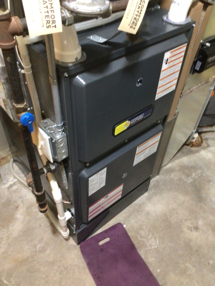 Rogers, MN - Goodman furnace precision tune up