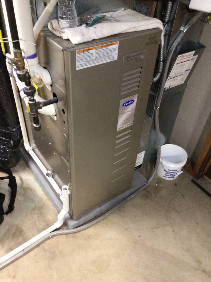 New Hope, MN - Carrier furnace precision tune up
