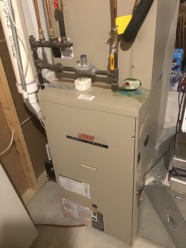 Ramsey, MN - Performed a cleaning and tune up