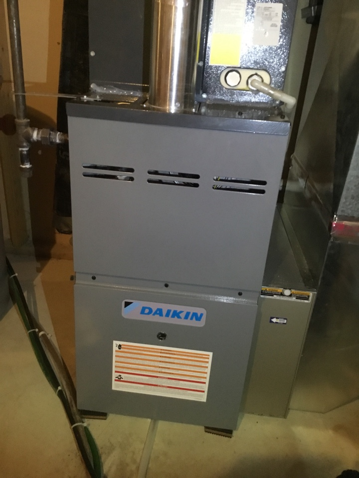 Corcoran, MN - Furnace tune up. Furnace is in terrific shape for the winter!