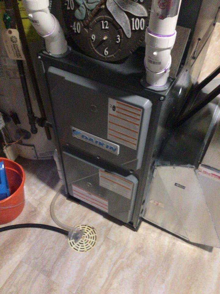Robbinsdale, MN - Daikin furnace precision tune up