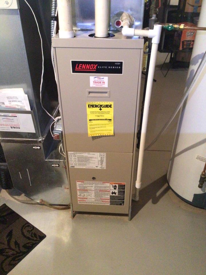 Rockford, MN - Lennox furnace precision tune up and maintenance