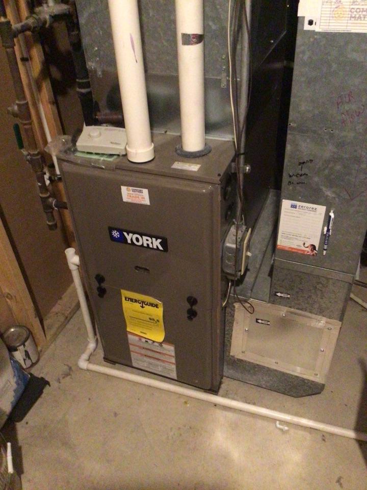 Eden Prairie, MN - York furnace precision tune up