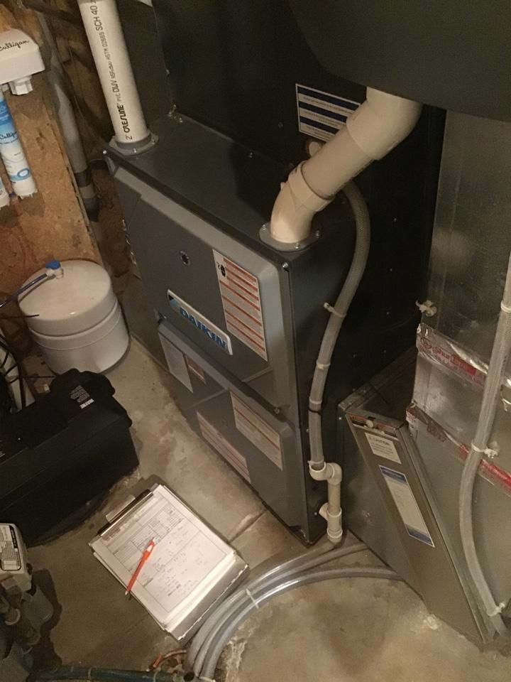 Wayzata, MN - Verified overall heating operation