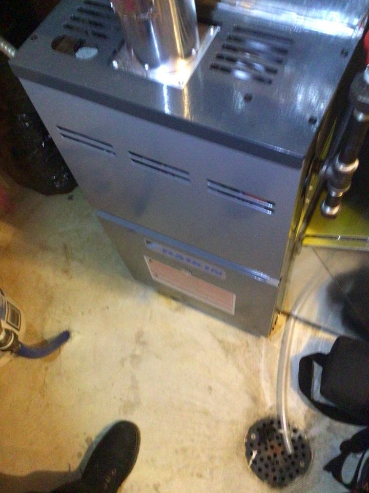 Otsego, MN - Daikin furnace precision tune up
