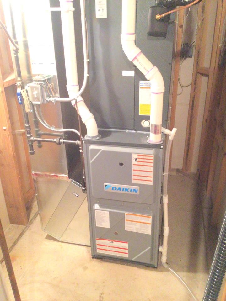Blaine, MN - Daikin furnace precision tune up