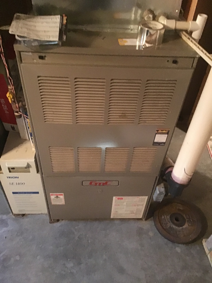 Anoka, MN - Verified overall heating operation