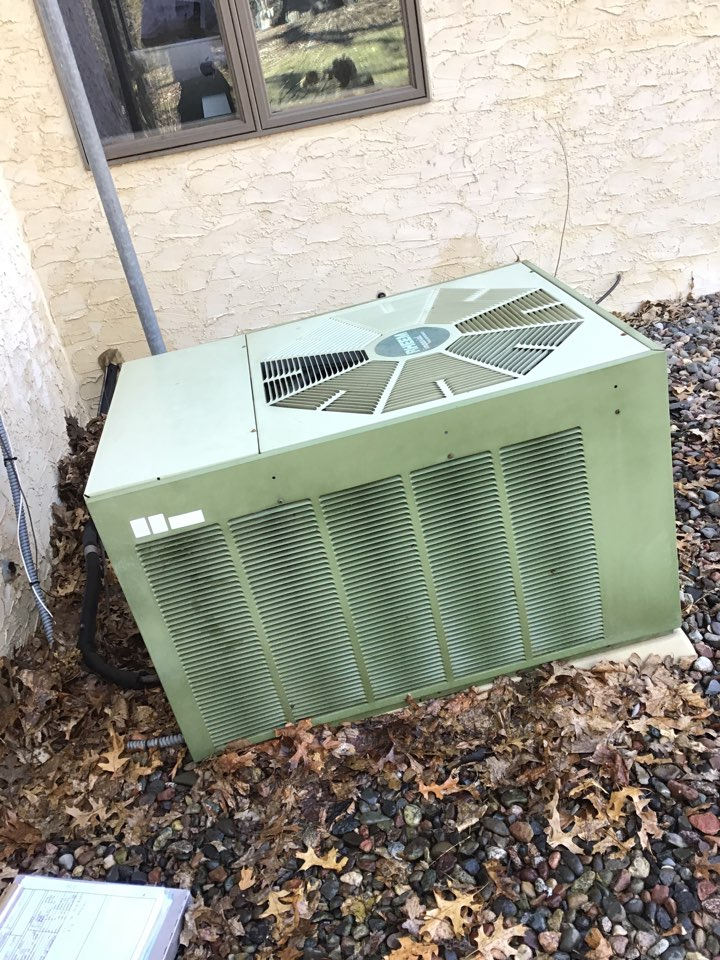 Otsego, MN - Verified overall heating operation