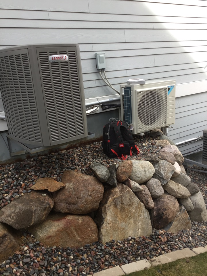 Corcoran, MN - Performed a cleaning and tune up