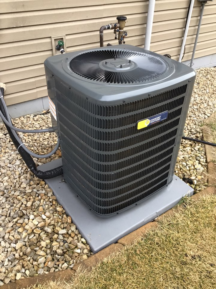 Hanover, MN - Goodman air conditioner precision tune up