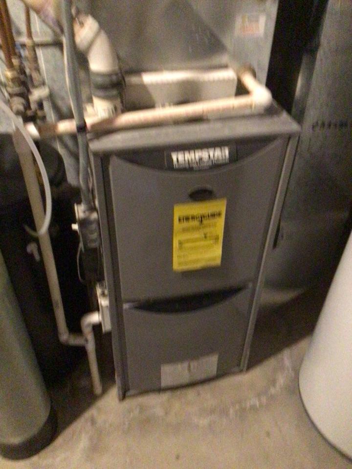 Saint Michael, MN - Tempstar furnace maintenance. Tune up on furnace