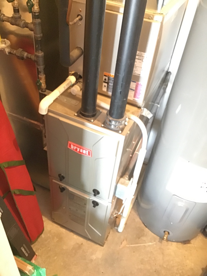 Elk River, MN - Verified overall heating operation