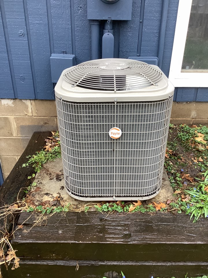 Dayton, MN - Performed a ac tune up. Conducted a air conditioning precision tune up on a Payne a/c
