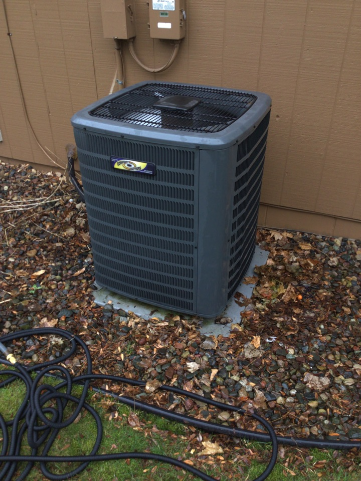 Plymouth, MN - Goodman air conditioner precision tune up